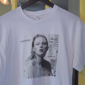 Taylor Swift Tee by Next Level Apparel